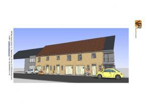 Nieuw te bouwen, betaalbare lage energie gesloten bebouwing. Volledig traditioneel en afgewerkt met keuken, badkamer, ruime living, inkom, wc, berging