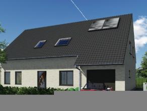Nieuw te bouwen, betaalbare lage energie ogen bebouwing. Volledig traditioneel en afgewerkt met keuken, badkamer, ruime living, inkom, wc, berging, ee