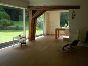 Uccle Observatoire - Maison 4 chambres avec jardin + garage 250 m², belles réceptions très lumineuses, entouré de jardins. V