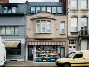OMSCHRIJVING Charmant handelspand met duplex appartement Gelegen op de Berkenlaan, een absolute toplocatie, vlakbij park Den Brandt, het Nachtegalenpa