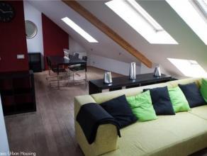 VERGOTE // Magnifique appartement style loft entièrement meublé et équipé se composant de : Hall d'entrée, cuisine