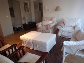 PLASKY // DIAMANT // CEE // Agréable appartement de +/- 90m², intégralement meublé. Porche des commerces et transports. Comp