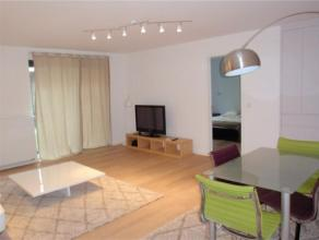 DIAMANT // DEUX appartements Neufs une chambre. +/- 75m², jardin 40m². Composé d'un hall d'entrée, grands livings avec cuisine