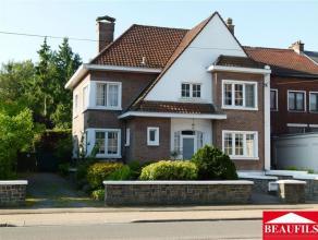 LUTTRE Belle maison bourgeoise très bien située à proximité de la gare, des commerces, des écoles et des acc&egrave