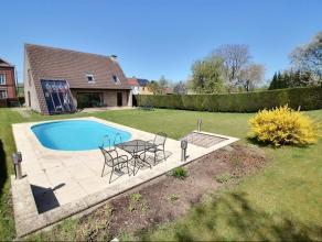 Faire offre partir de 370.000 euros - Loupoigne - Magnifique villa proposant 3 chambres sise sur un terrain de 11 ares 50 ca avec une belle vue sur le