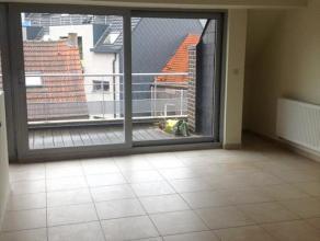 Dit mooi appartement is gelegen in het centrum van Aalst op loopafstand van het winkelcentrum en openbaar vervoer. Dit appartement omvat een inkomhal,