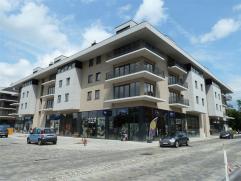 SITUATIONDans un nouvel immeuble à deux pas de la gare et du centre de Tubize, sur le site Fabelta, Résidence River Side, au calme, tr&e