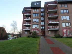 SITUATION :Bel appartement au 3ième étage situé dans une résidence de standing près du centre de Tubize, dans un qu
