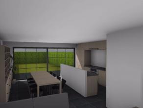 Nieuwbouw woning in het centrum van Turnhout met snelle bereikbaarheid naar de ring en andere invalswegen. Dankzij de doordachte indeling heeft de won