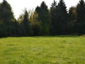"""Deze mooie bouwgrond van 10a32ca ligt in het groen, dichtbij het domein van Bokrijk en het natuurreservaat """"de Maten"""", in een zeer residentiële w"""