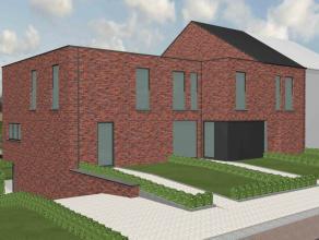Deze woning maakt deel uit van een kleinschalig project van 3 ééngezinswoningen op de verbindingsweg tussen Hoeselt en Tongeren.  Het pr