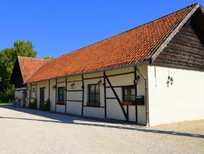 Deze mooie instapklare boerderij doet momenteel dienst als woonst met restaurant op de verbindingsweg tussen Alken en Wellen.  Het perceel van 11a56ca