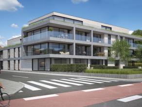 Innoverend nieuwbouwproject met 15 hoogwaardige appartementen elk voorzien van ruime en zonnige terrassen.Gelegen op de hoek van de Tiensesteenweg en