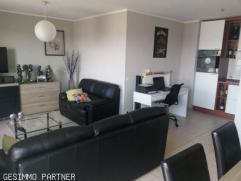 GESIMMO PARTNER vous propose un appartement une chambre situé en plein centre-ville de La louvière. Il se compose d'un hall d'entr&eacut