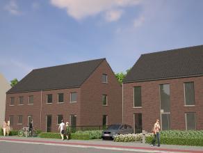 """KONTICH - adres op aanvraag:   Mooie nieuwbouwwoningen """"op maat""""! Project nr: 3: Halfopen bebouwing op 370 m2 - straatbreedte +/- 11m"""