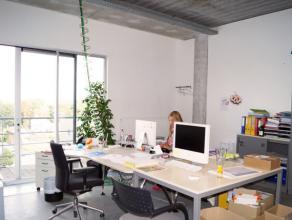 105 m² instapklare kantoren te huur in Campus Remy in Leuven met terras, secretariaatsdiensten, receptie & gemeenschappelijke vergaderzalen K