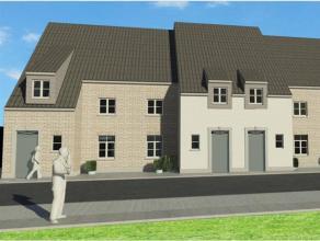Nog 4 ruime nieuwbouwwoningen beschikbaar in pastoriestijl. Dit nieuwbouwproject is gesitueerd in Ettelgem, een centraal gelegen dorp vlakbij de autos