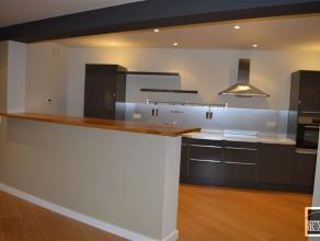 Appartement (Rez-de-chaussée) à louer à Strombeek. L' appartement se compose d' un living, cuisine ouverte super équip&eac