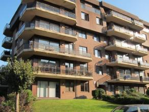 Agréable appartement situé à l'arrière de l'immeuble au 1er étage dans un immeuble destanding.Il compre