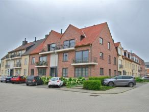 Beschrijving Zeer leuk appartement in een jonge residentie, gelegen in het centrum van Opwijk. Voorzien van alle comfort, 2 mooie slaapkamers, grote b
