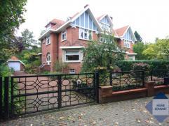 Maison de caractère charmante à deux pas du centre de Tervuren, le parc, les transports publics (tram 44) et près de l'éco