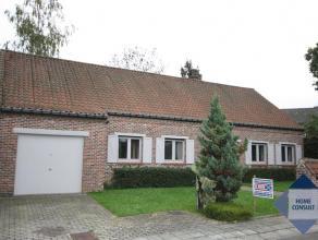 Villa sur 5are25ca. Villa à deux pas du centre de Tervuren et du parc. Près de l'école BSB à Tervuren (2,2km) et les tran