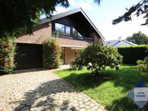 Villa à Moorsel dans quartier calme et résidentiel sur 7are. Près de l'école BSB à Tervuren (4,9km), l'école