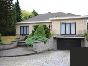 Villa dans quartier résidentiel et calme. A deux pas du centre et du parc de Tervuren (1,4km). Près de l'école BSB à Tervu