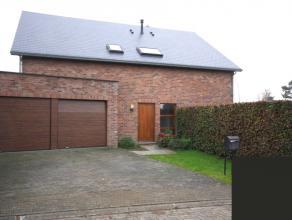 Villa rénovée située près du centre de Tervuren (2km) et l'école BSB à Tervuren (1.6km).<br /> Année