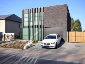Recente villa unique avec 4 chambres à coucher près de l'école BSB à Tervuren (3,4km), l'école US à Sterrebe