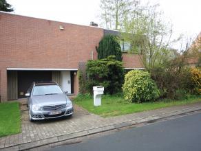 Maison 3-façades, bonne situation, à Moorsel près de l'école BSB à Tervuren (3,2km) et le centre de Tervuren (3,8km