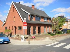 Maison 3-façades dans bonne situation dans le centre de Tervuren. A deux pas des magasins, écoles, public transport (tram 44 et bus), le