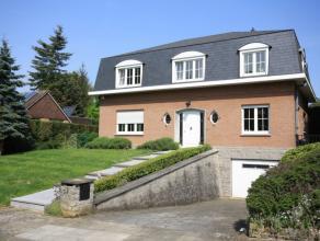 Villa dans situation calme près de l'école BSB à Tervuren 1,7km, le parc et le centre de Tervuren, les transports publics (tram 4