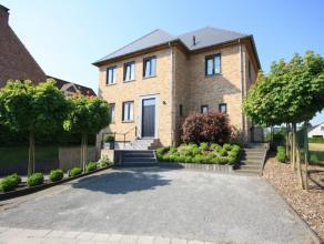 Recente villa près de l'école BSB à Tervuren (3,3km) et l'école Allemance à Wezembeek-Oppem (5,3km).<br /> Ann&eacu