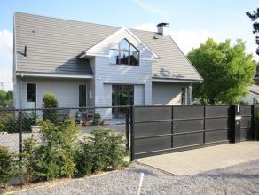 Villa exclusive située dans quartier résidentiel à deux pas de l'école BSB à Tervuren, le parc et le centre de Terv