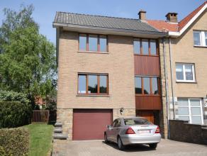Maison 3-façades dans situation calme à Moorsel, près de l'école BSB à Tervuren (3,5km) et à 5km du centre d