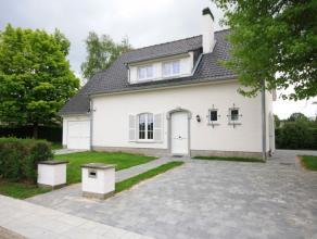 Magnifique villa rénovée avec 3 chambres à coucher, près de l'école BSB à Tervuren (1,9km).<br /> Ann&eacute
