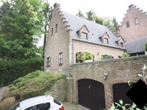 Villa dans quartier résidentiel près de l'école BSB à Tervuren (2,2km) et l'école Allemande à Wezembeek-Oppe