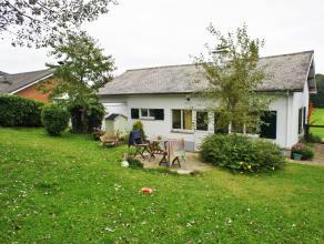 Tervuren -  petit bungalow avec jardin, calme et en bonne condition, 75m² habitables, 2 chambres, séjour, cuisine super équip&eacut