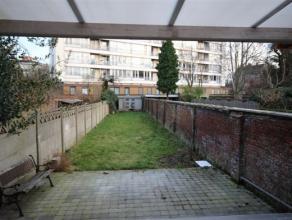 GLV appartement met tuin en terras nabij hartje Mechelen. Beschikt over 2 slpk's, badk, ingerichte kkn. Recent gerenoveerd! EPC342kwh/m²  Indelin