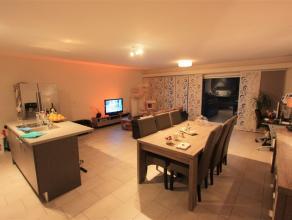 Recent gebouwd appartement gelegen op een toplocatie in een omgeving in volle expansie. Dit appartement beschikt over een ruime zuid gerichte tuin, tw