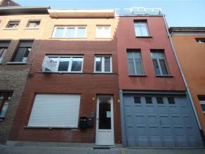Appartement met één slaapkamer gelegen op wandelafstand van de grote markt Mechelen. Dit appartement, gelegen op de eerste verdieping om