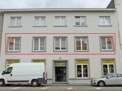 Zeer goed gelegen kantoor/bureelruimte met luxe afwerking, opp. 220 m², gelegen op de 1ste verdieping. Gelegen nabij het centrum en autosnelweg e