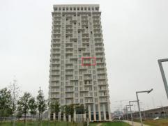 Zeer gunstig gelegen volledig geschilderd nieuwbouw appartement met 2 slaapkamers in befaamde 'Lichttoren' met prachtig uitzicht over park Spoor Noord