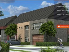 Nieuwbouwwoning volgens het huidige E60-peil in hartje Brasschaat! Afwerking volledig naar keuze van de koper met oa 3 slaapkamers, ruime living op pa