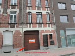 Goed gelegen magazijnruimte/garage (660m²), met achteringang - Uitstekende ligging!