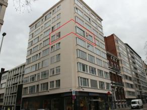 Gunstig gelegen appartement met 1 grote slaapkamers in verzorgd en netjes onderhouden gebouw in centrum op wandelafstand van Meir en Centraal Station.