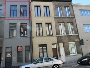 Nieuwbouw duplex-appartement met 1 slaapkamers en terras. Gunstig gelegen te Antwerpen Dam nabij nieuw park 'Spoor Noord'.