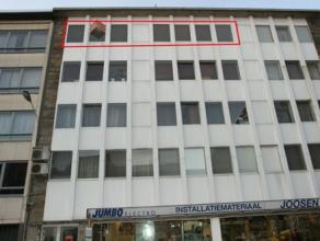 Nabij het centrum van Merksem gelegen appartement met 2 slaapkamers en een bergplaats op het gelijkvloers. Gunstige ligging nabij winkels en openbaar