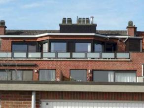 Zeer ruim en uniek dakappartement 136 m² met terras 40 m², gelegen nabij het centrum van Lier en in een rustige omgeving en doodlopende stra